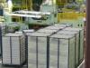Steel Racks in Use