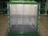Steel Shipping Rack - Front w/ Cover