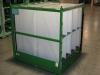 Steel Shipping Rack - Side