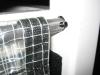 Steel Rack - Cover Application