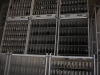 Steel Racks - Stacking Interlocked